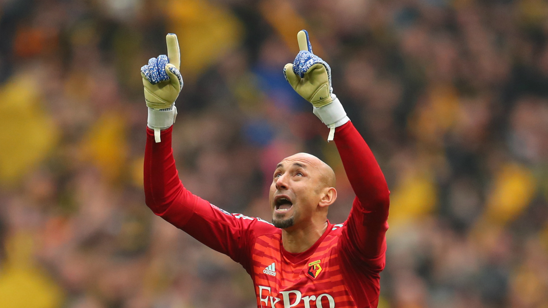 Gracia hopes FA Cup final is not Gomes' last game