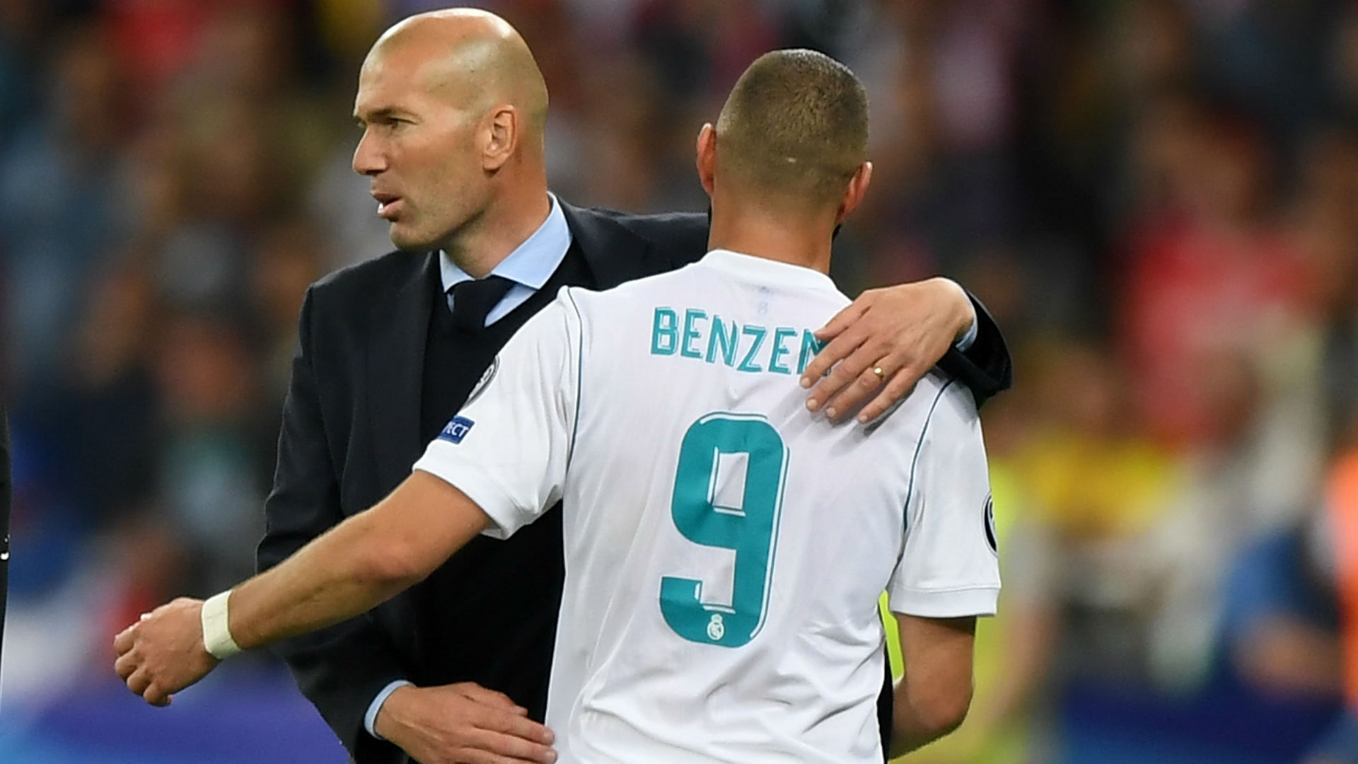 Zidane like a brother to Benzema