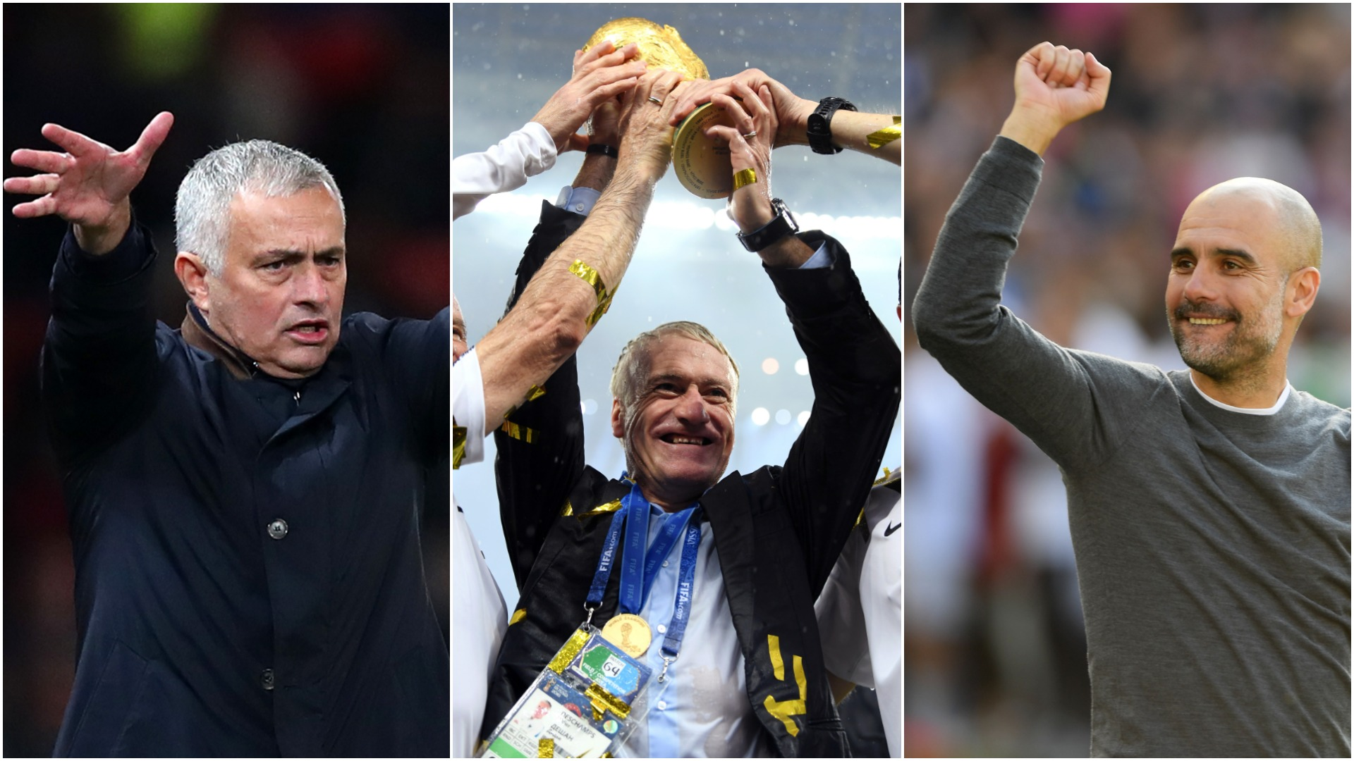 Guardiola, Mourinho, Deschamps - who could replace Allegri at Juventus?