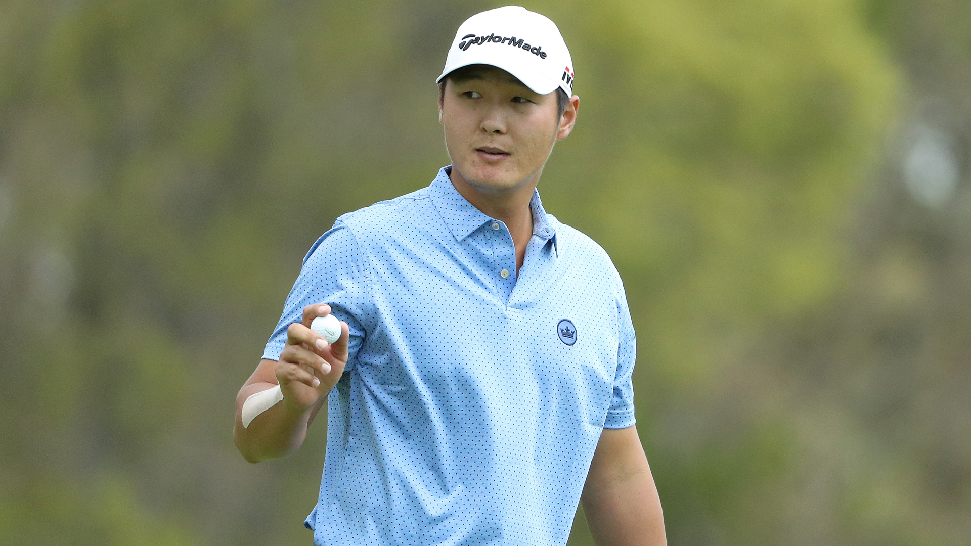 Lee pleased to convert chances at US PGA