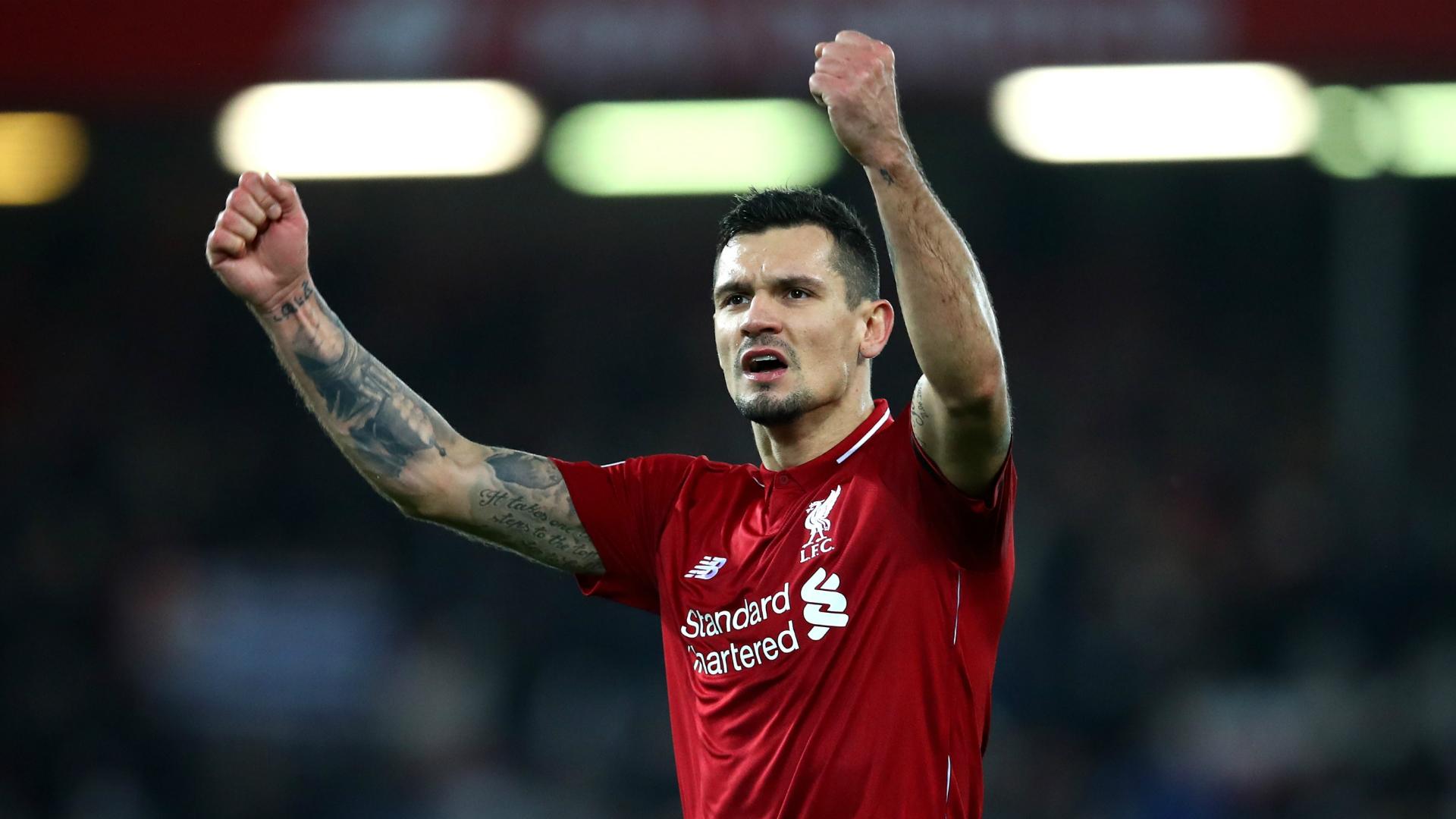 Lovren: Improving Liverpool must keep team together