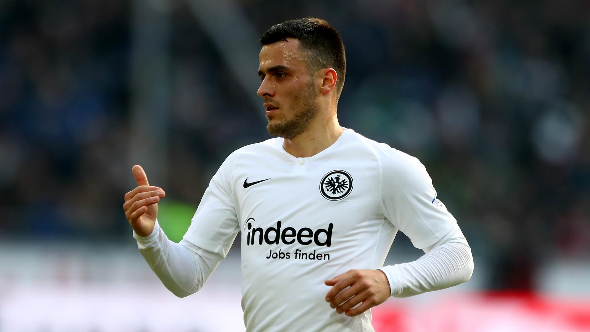 Frankfurt complete permanent Kostic signing