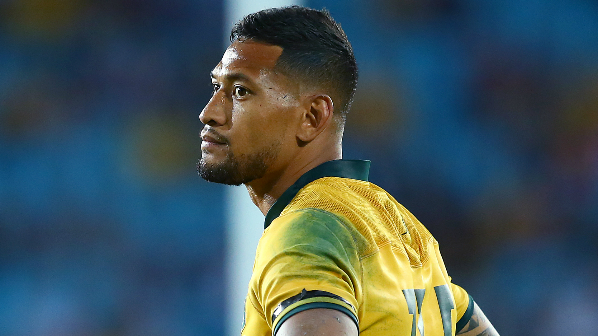 Folau sacked by Rugby Australia over social media posts