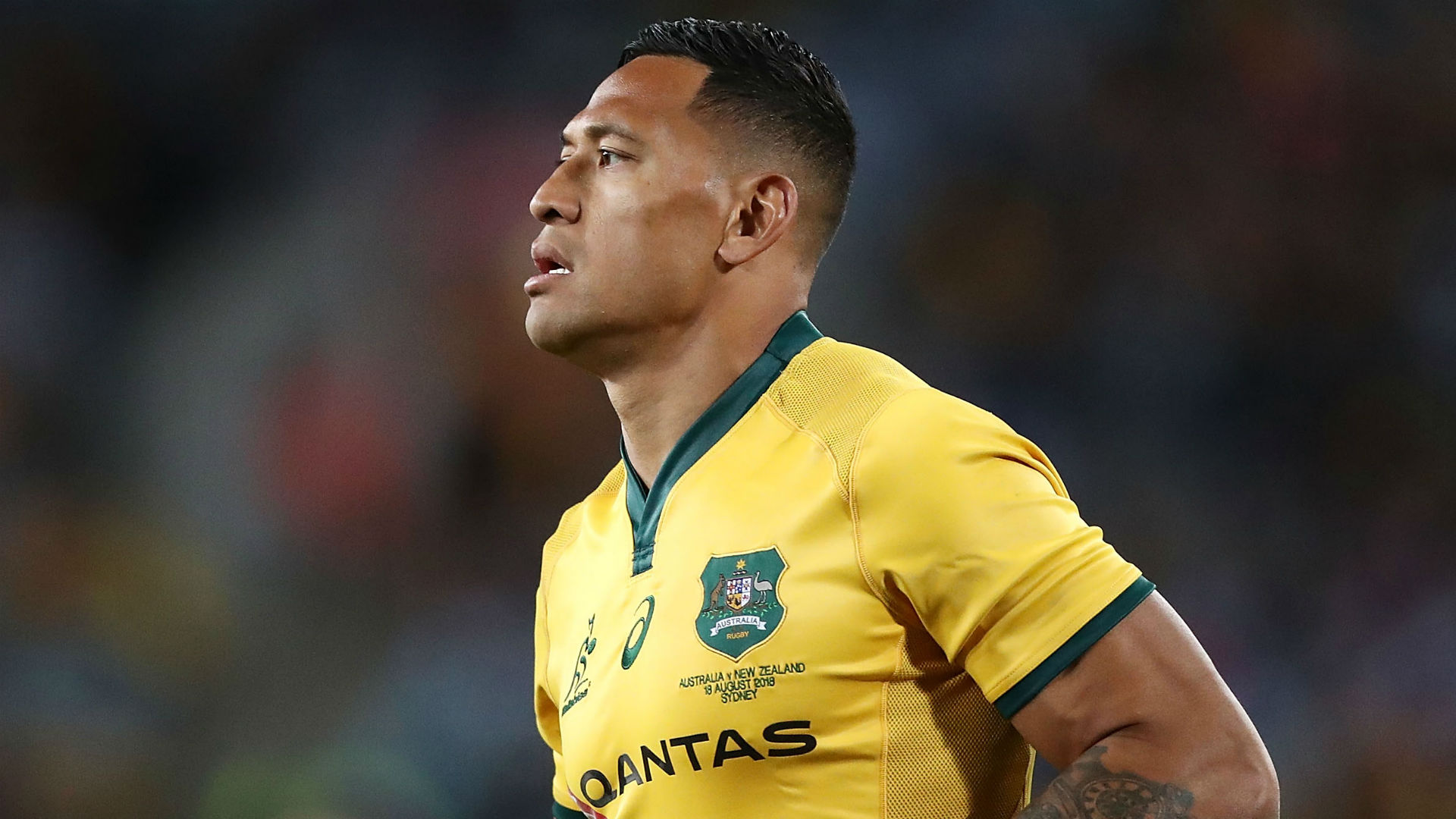 Folau 'saddened' and considering his options after Rugby Australia sacking