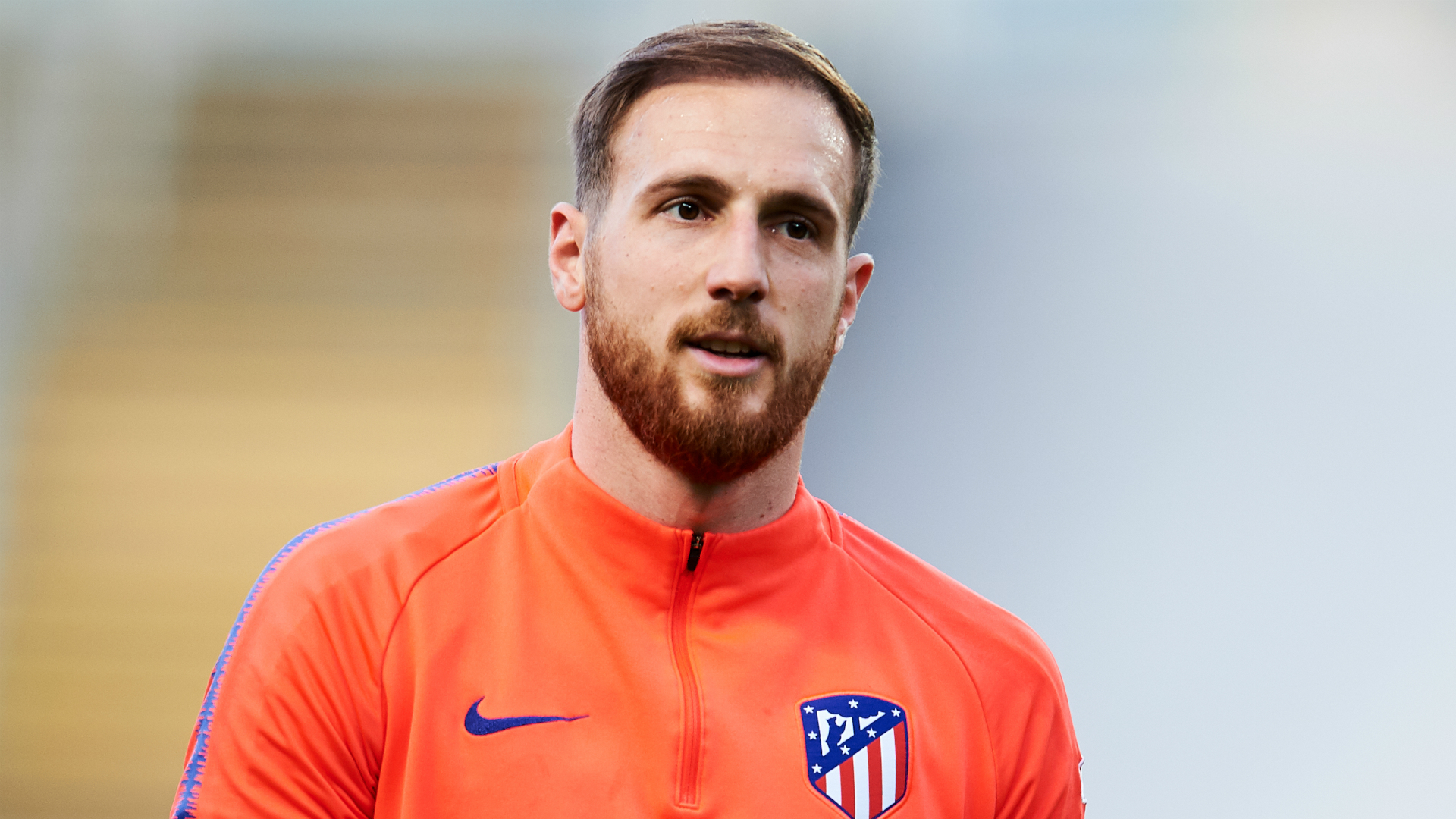 Atletico goalkeeper Oblak ruled out with thigh injury