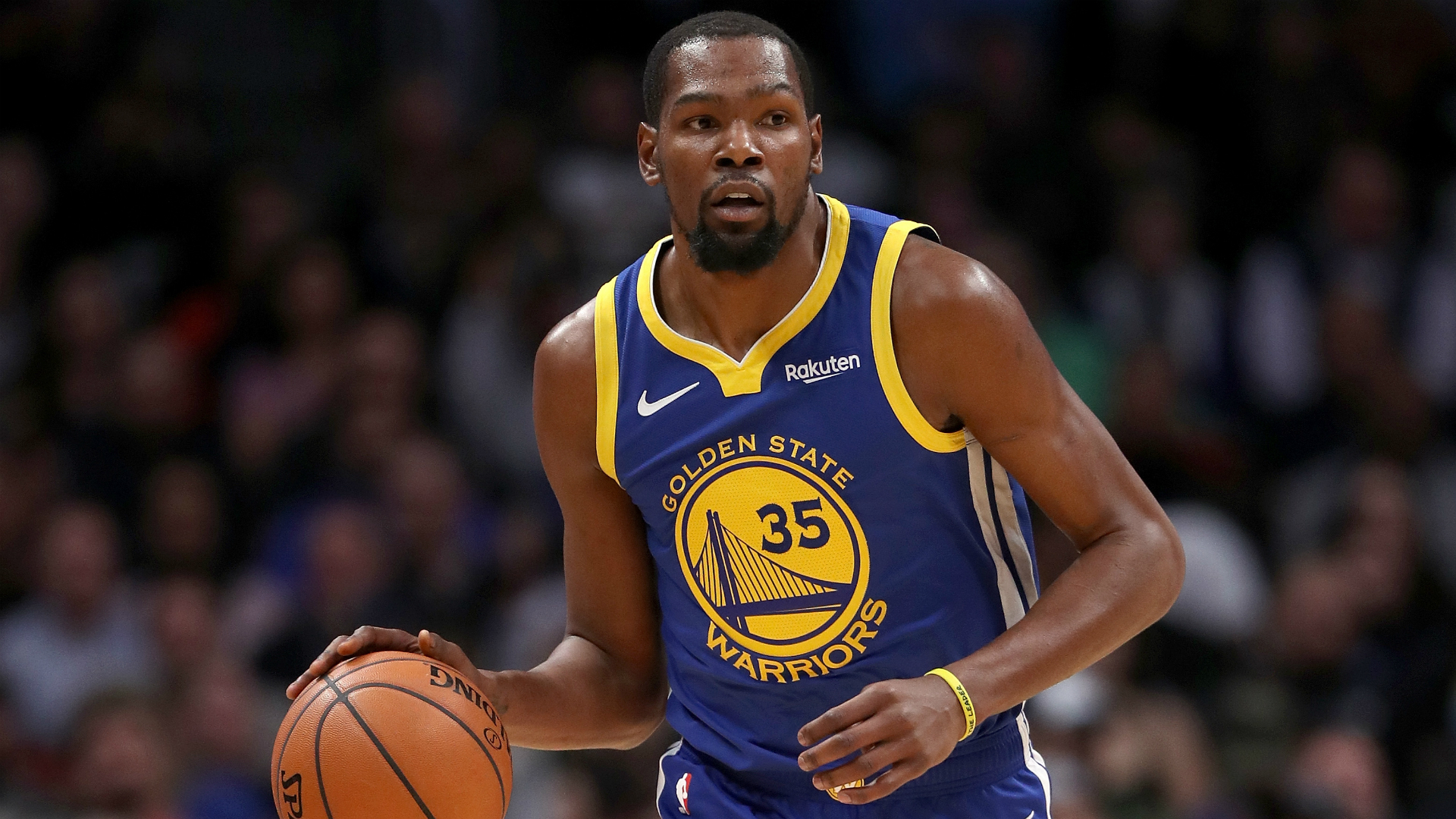 Kevin Durant will miss Games 3 and 4 against Trail Blazers