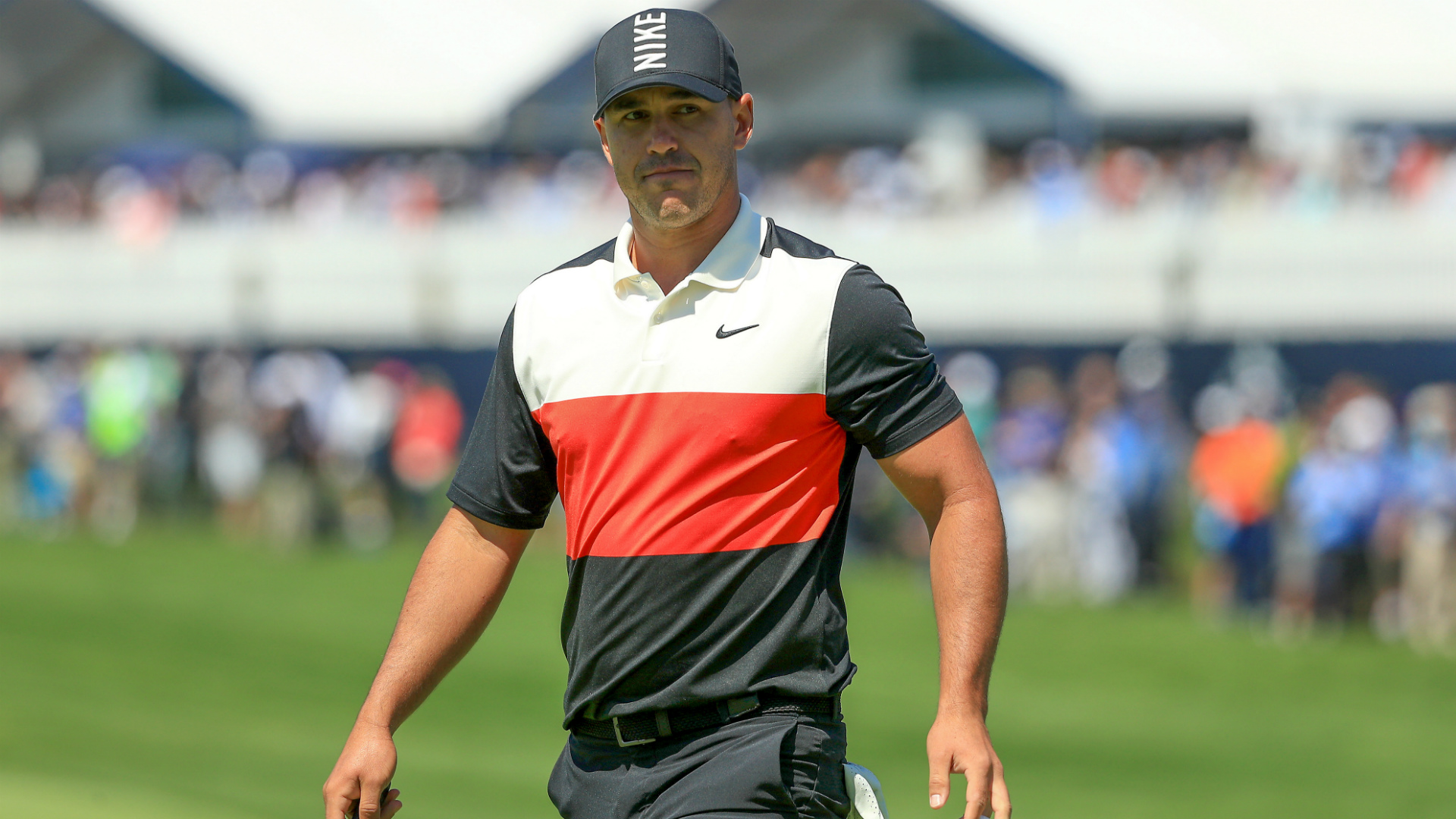 Koepka four clear in US PGA as Lee makes woeful start to day two