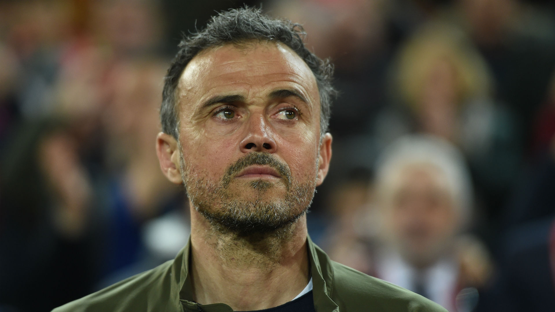 Luis Enrique backed by Spain despite continued absence for family reasons