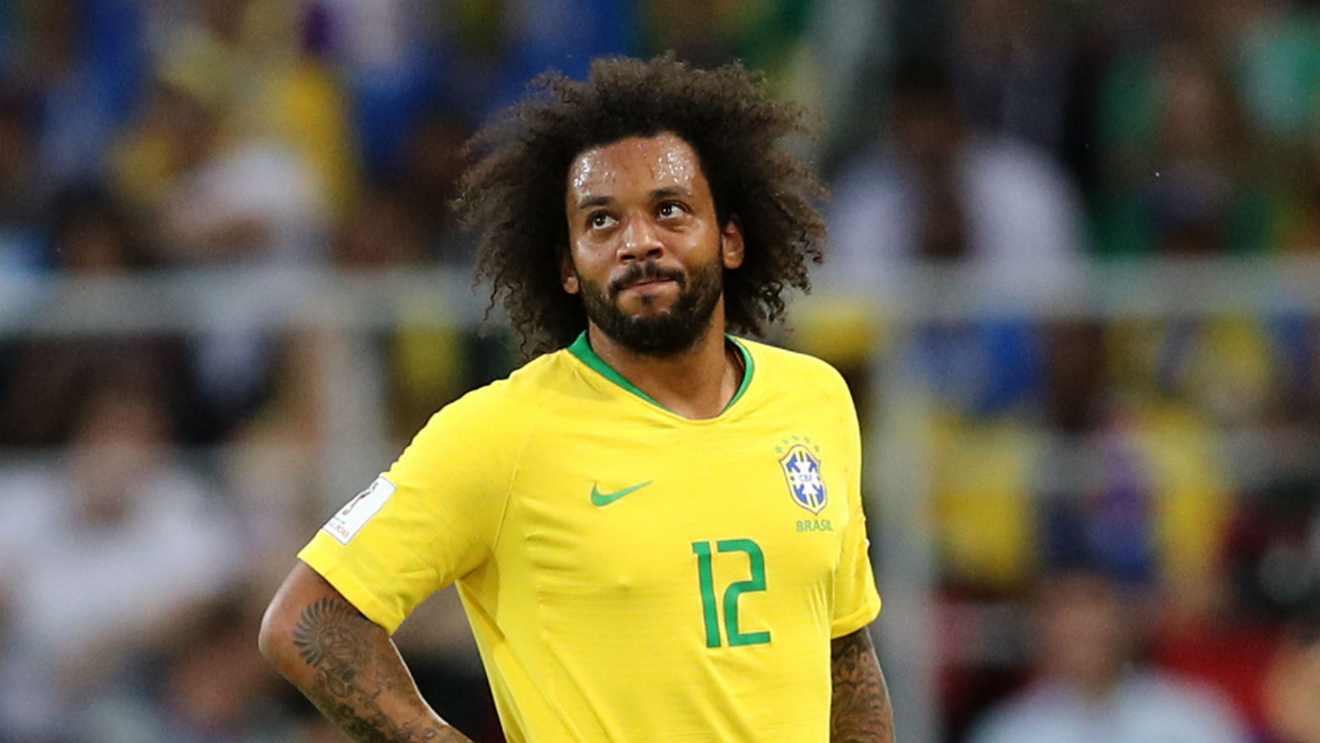 Real Madrid's Marcelo and Vinicius Junior left out of Brazil's Copa America squad