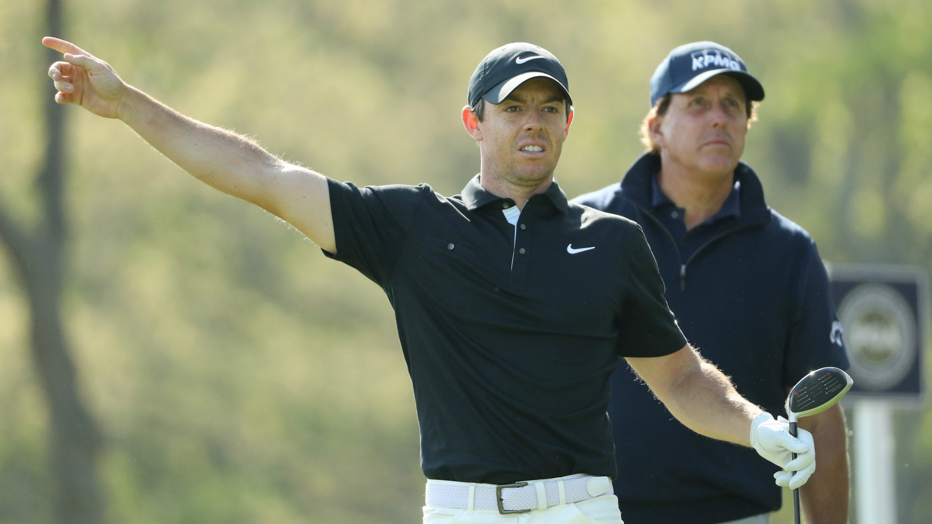 McIlroy facing cut threat after nightmare start to round two at Bethpage