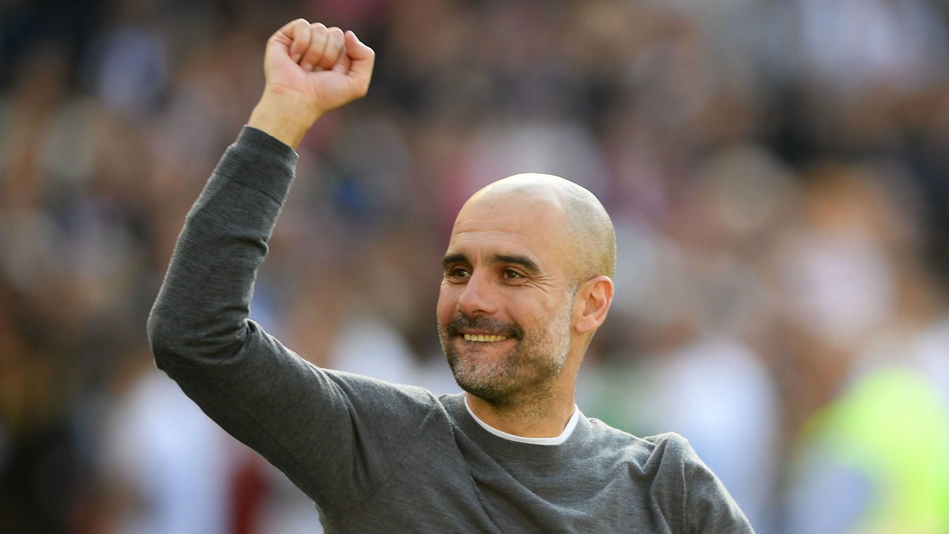 I'm not going anywhere - Guardiola rules out Juventus job