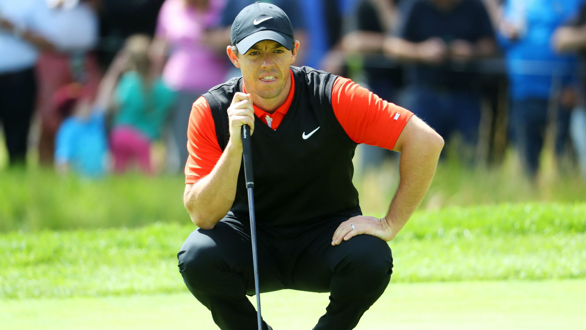McIlroy hopes late birdie is turning point at US PGA