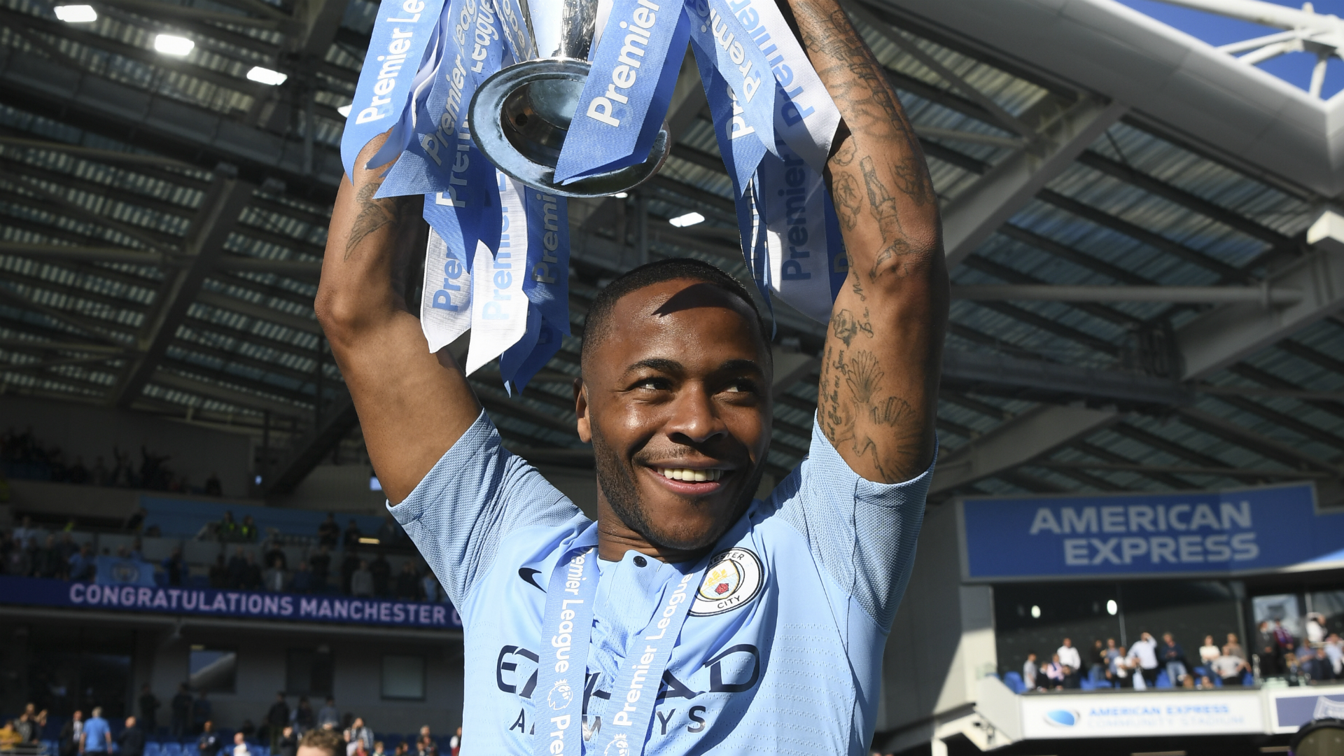 Sterling warns rivals: Man City want Premier League three-peat