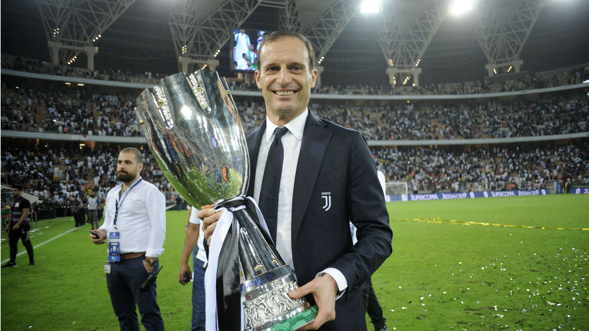 Serie A success, Champions League misery and Ronaldo's arrival – Allegri's highs and lows at Juventus