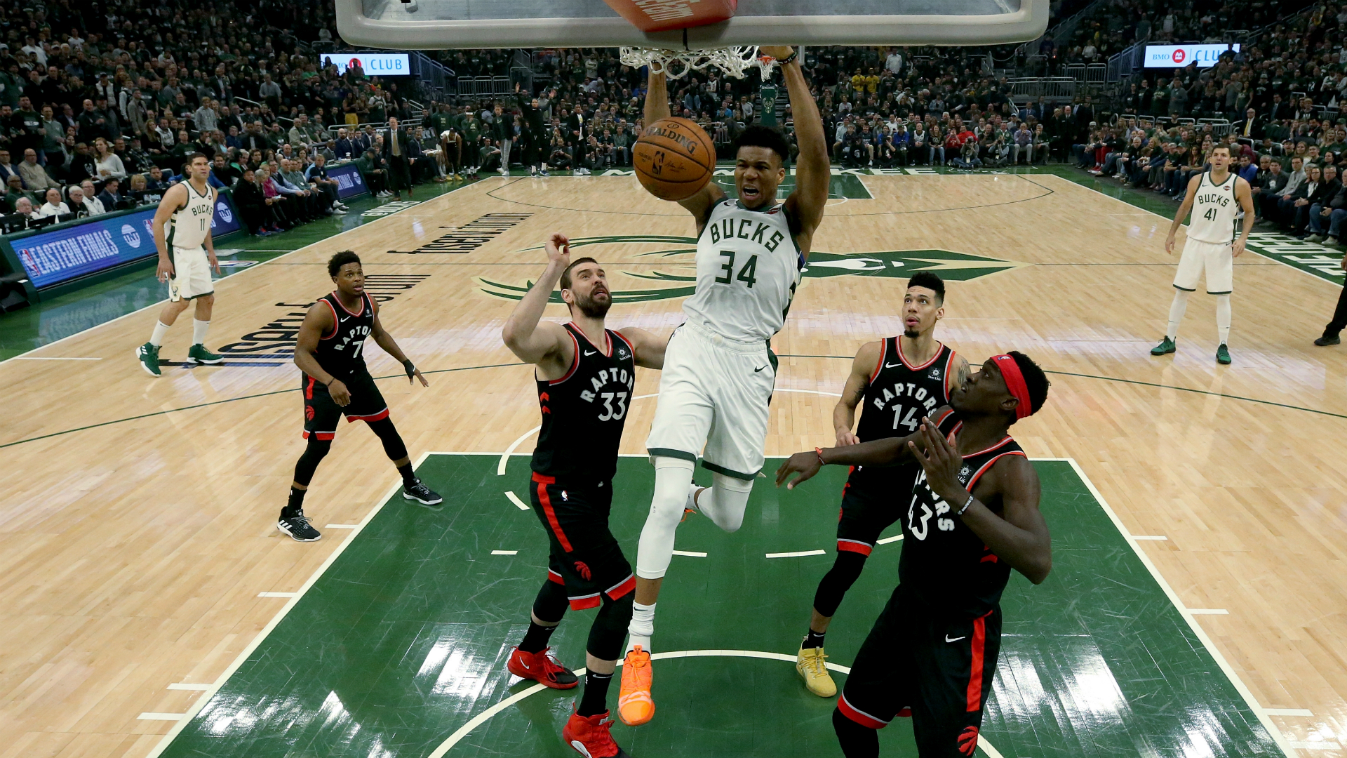 My team-mates are looking at me – Giannis revels in leading role
