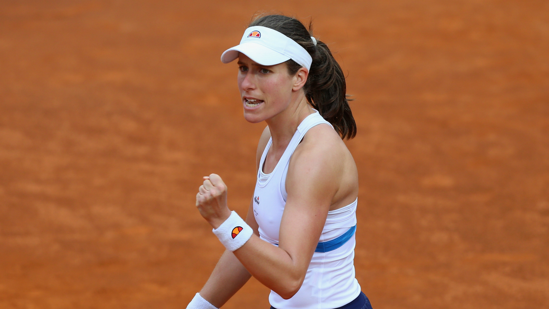 Konta celebrates birthday in style, Pliskova marches on in Rome