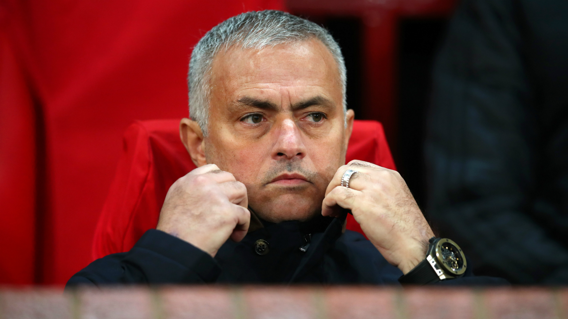 I can't talk about Man United with 'joy and freedom' – Mourinho