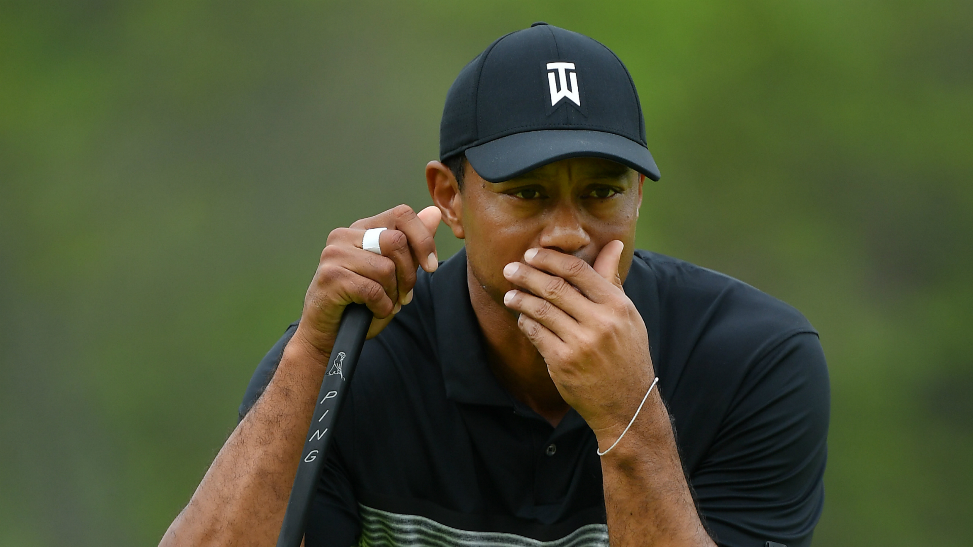 Tiger tamed by Bethpage - Woods misses US PGA Championship cut