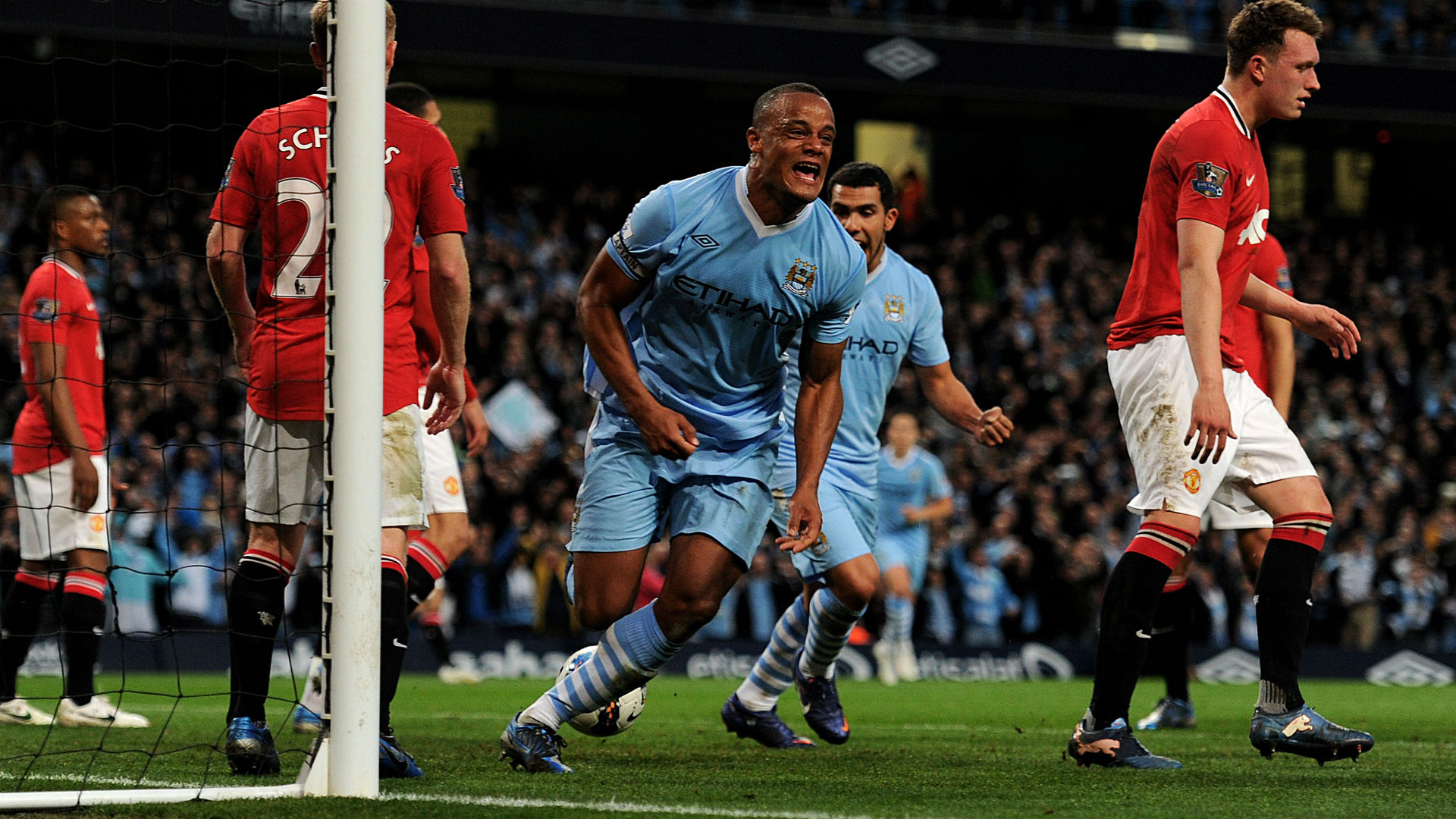 'I have lived the dream': Kompany's best moments at Manchester City
