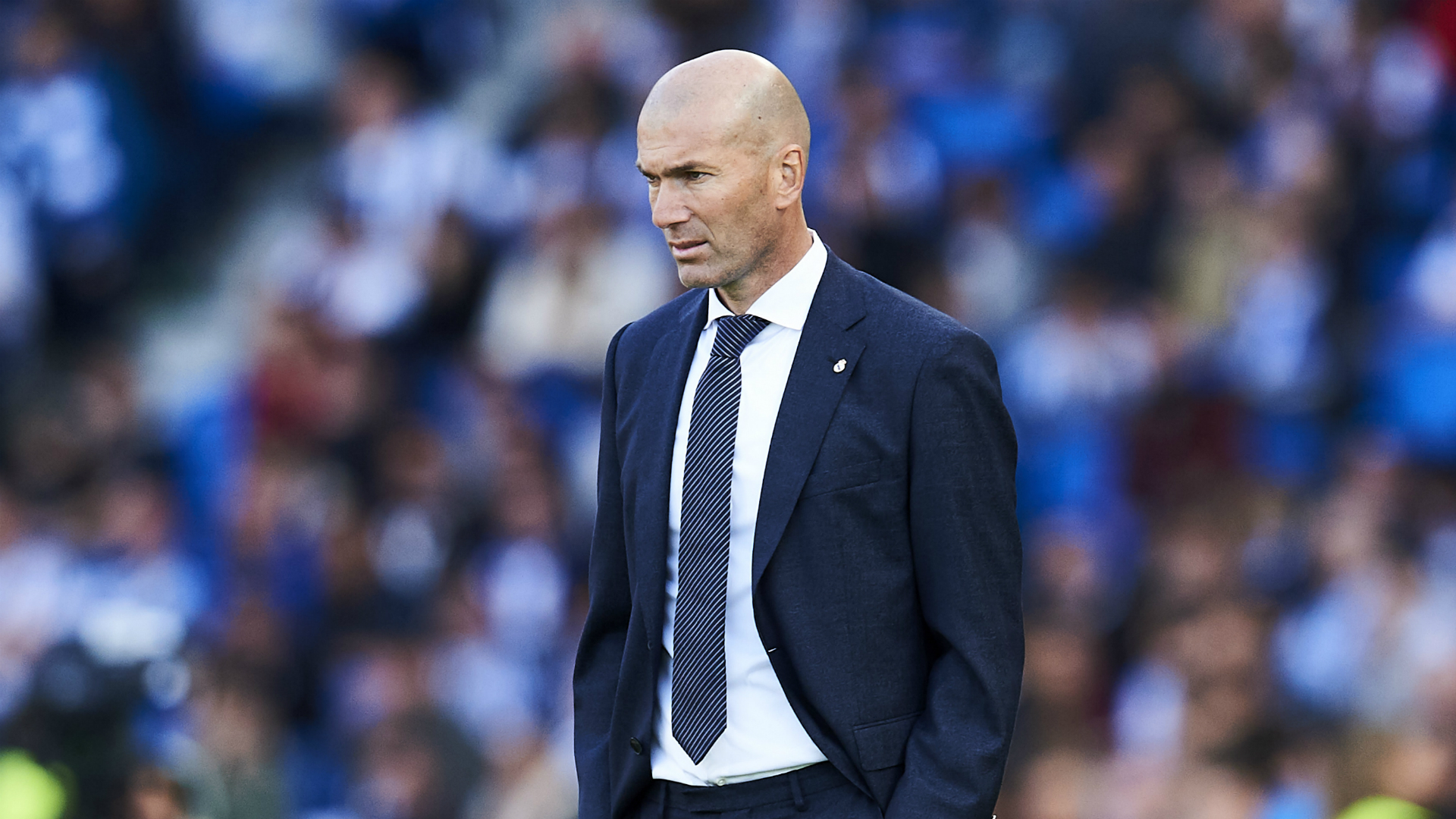 Zidane vows to make changes as Navas & Bale face uncertain futures