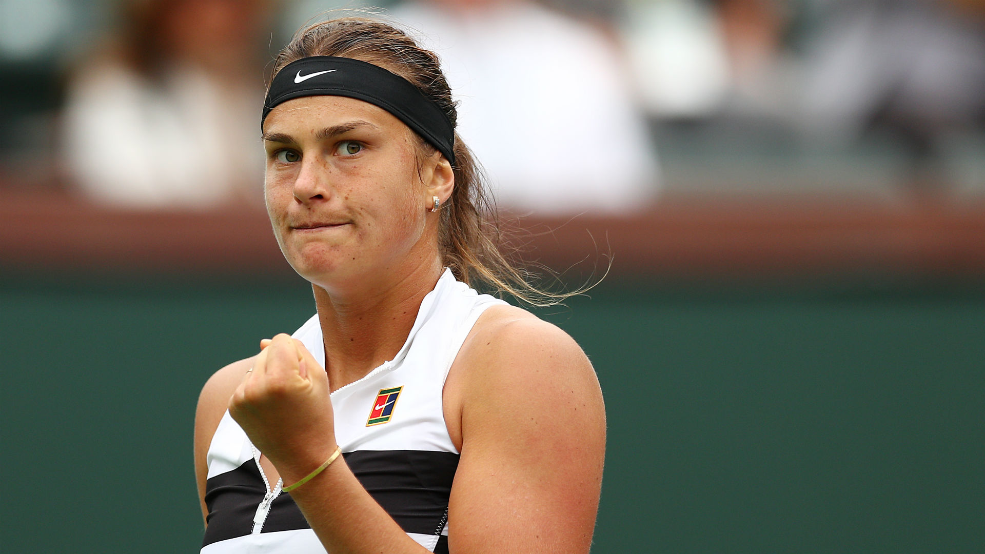 Sabalenka ends clay drought in style with Strasbourg success