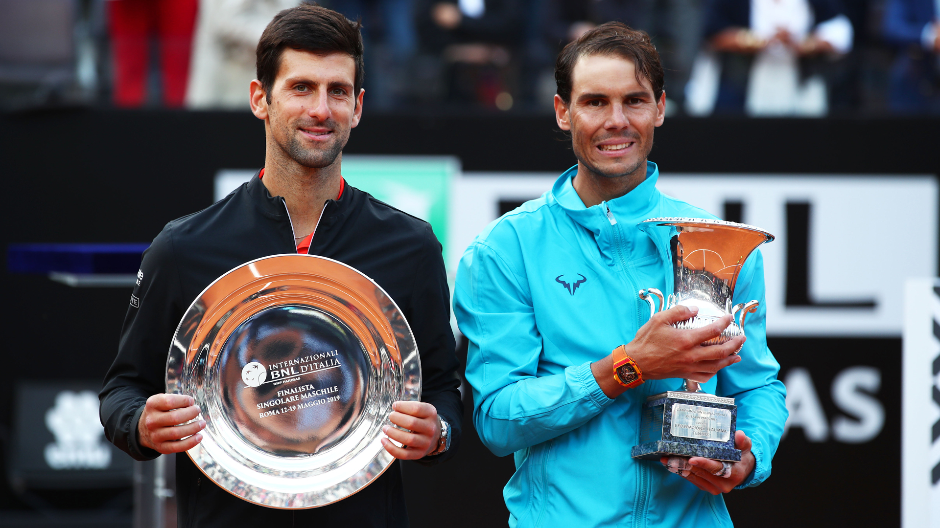 Nadal clear French Open favourite – Djokovic