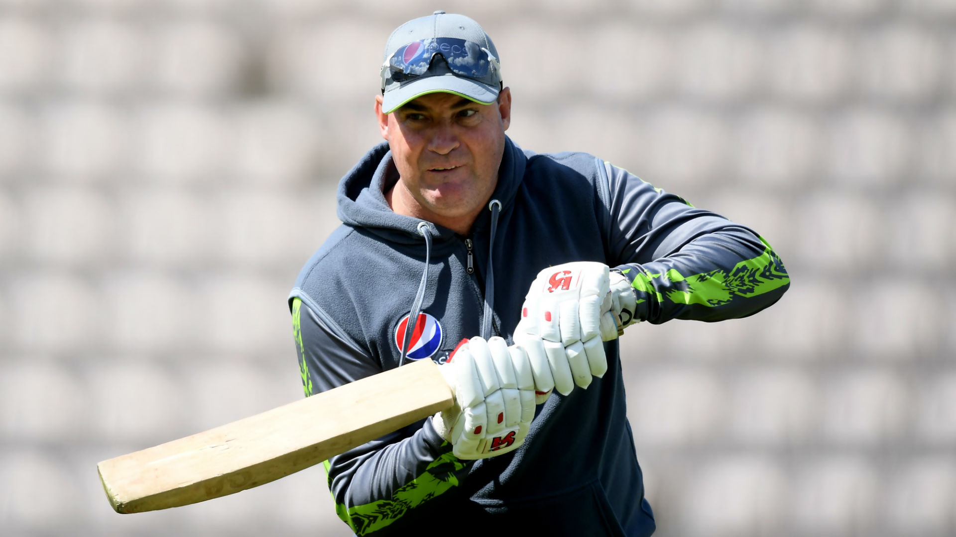 Arthur 'very confident' in Pakistan CWC hopes despite losing streak