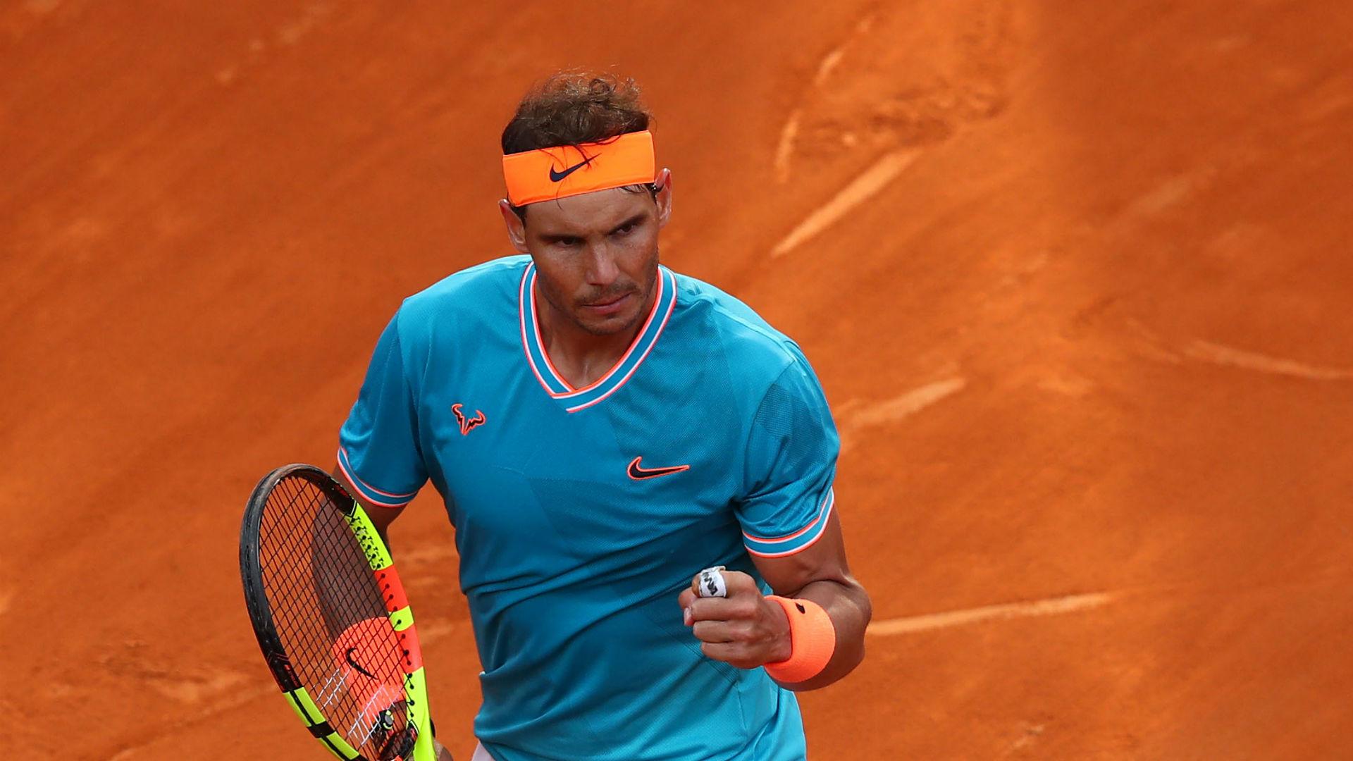 Nadal overtakes Federer's top-10 streak
