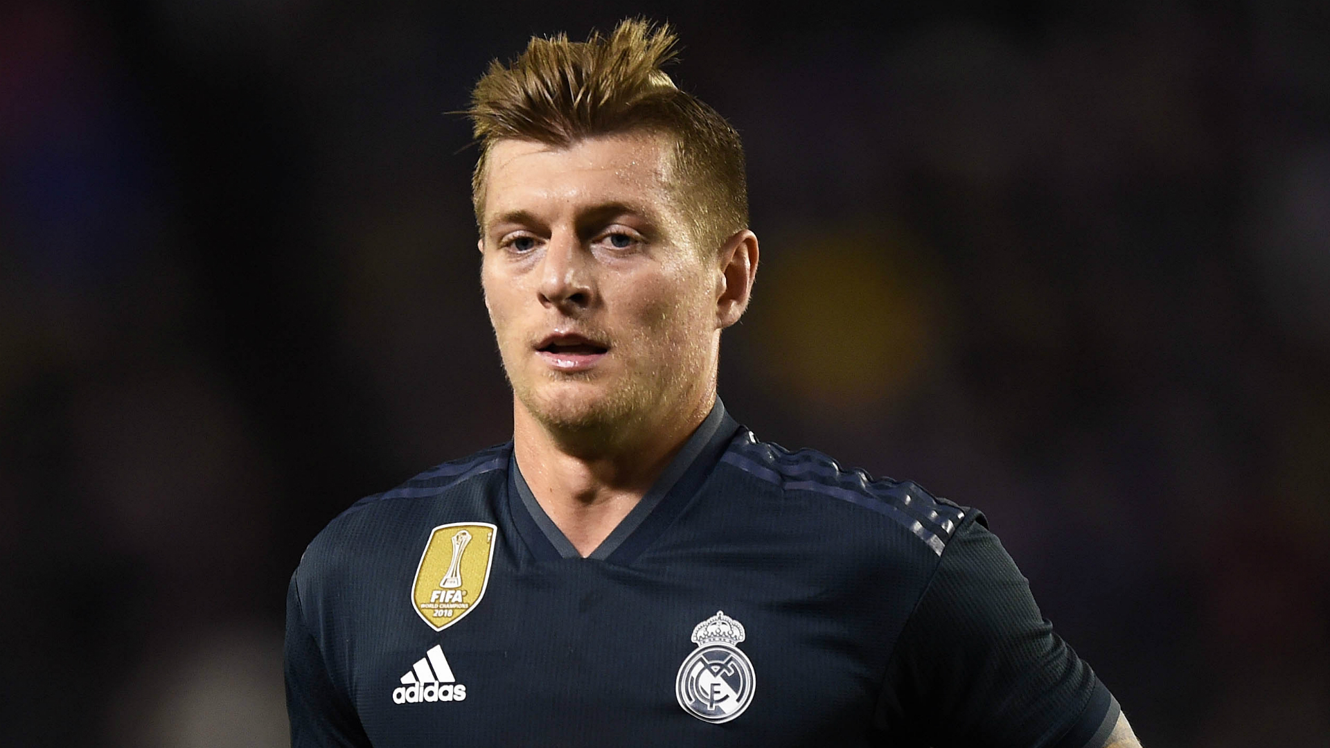 Kroos agrees Real Madrid extension to 2023