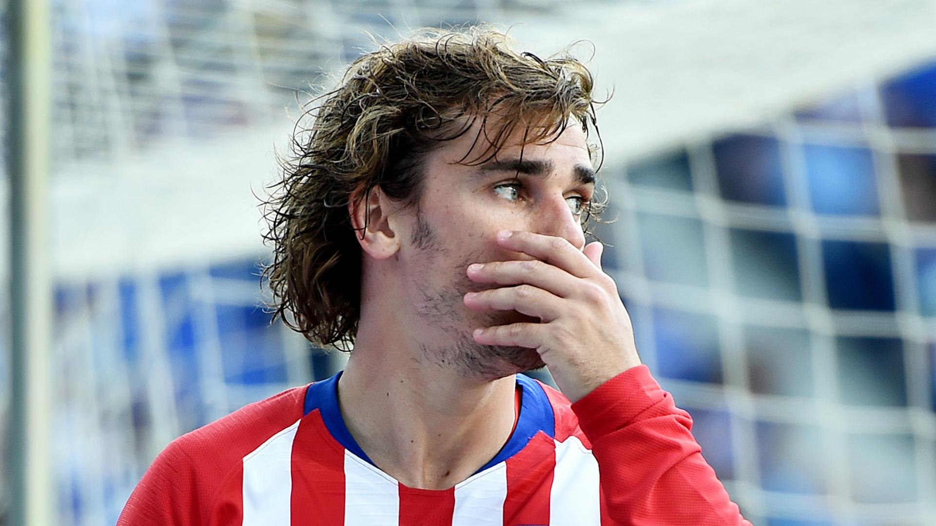 Griezmann rejection 'hurt' Barcelona, says Xavi