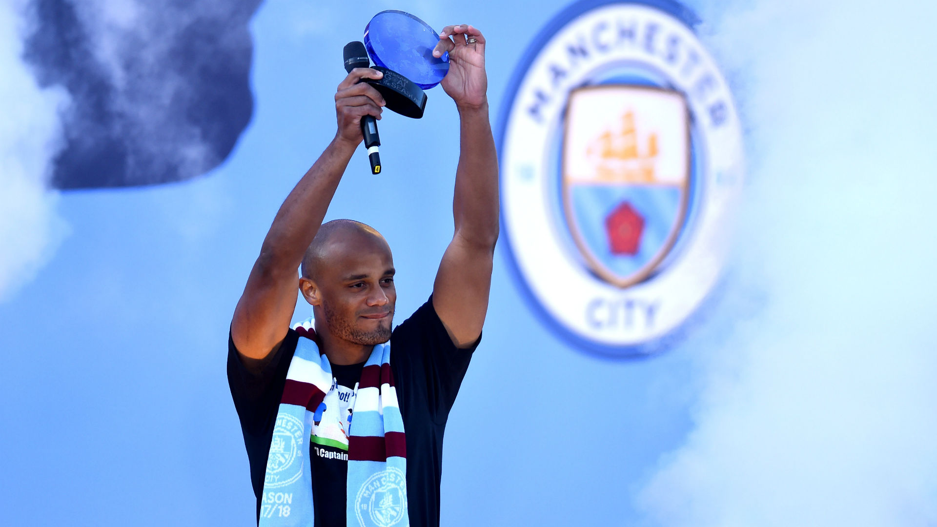 Guardiola convinced Kompany's destined to return to Manchester City