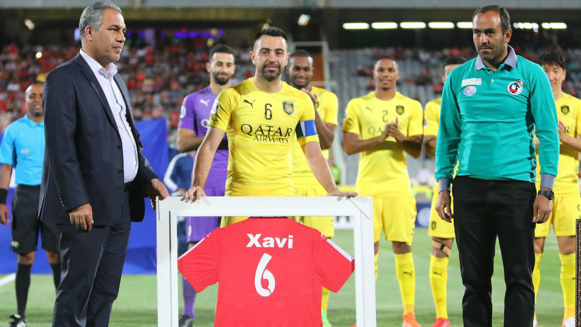 AFC Champions League Review: Xavi ends playing career with defeat