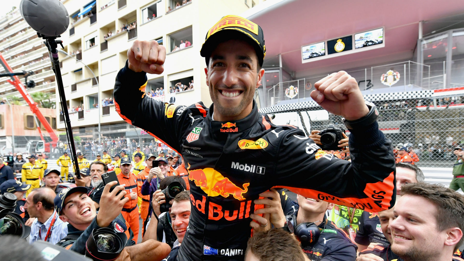 F1 Raceweek: Ricciardo or Red Bull to halt Mercedes? - Monaco GP in numbers