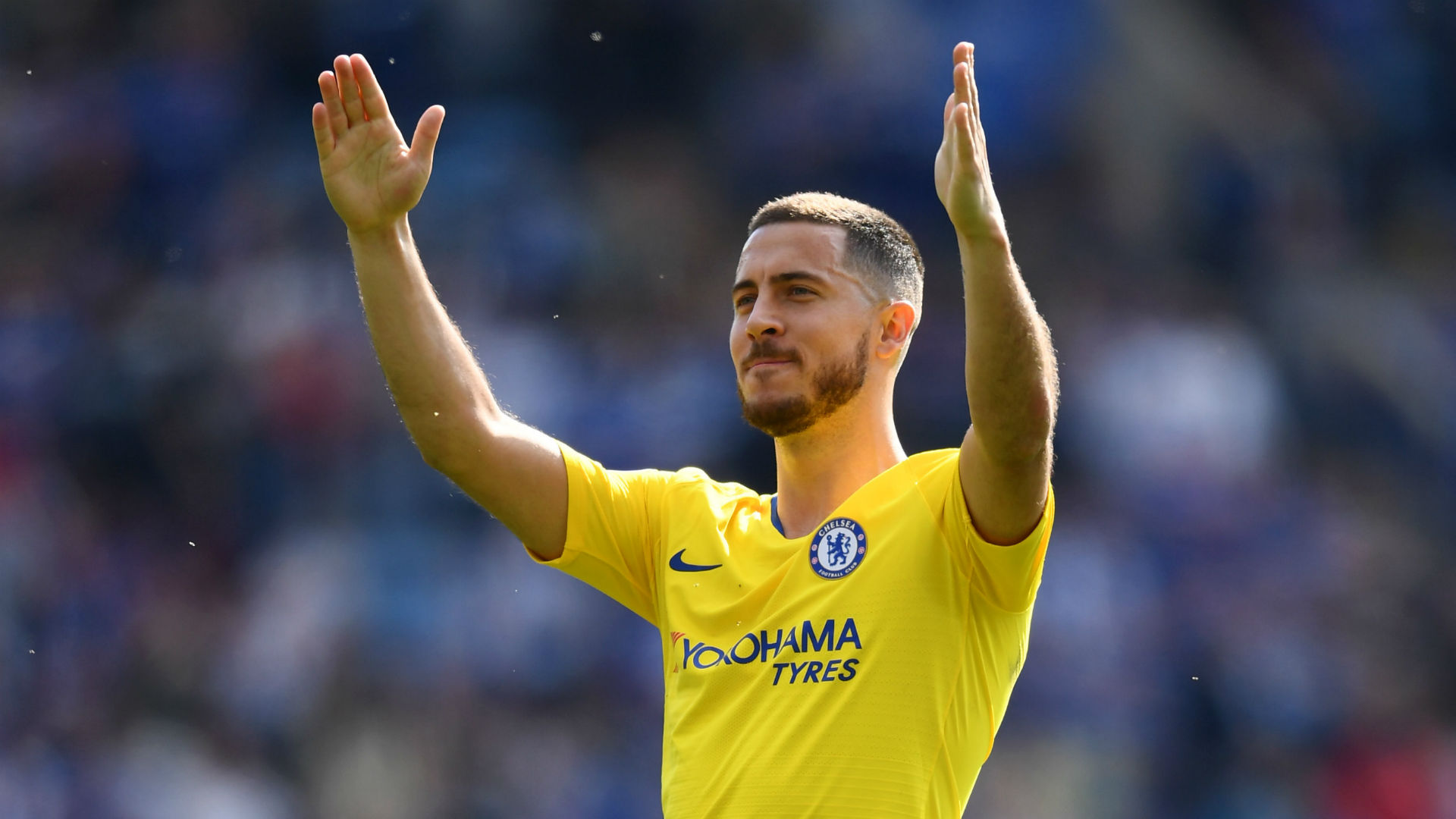 Sarri hopes Hazard stays at Chelsea but will respect any decision