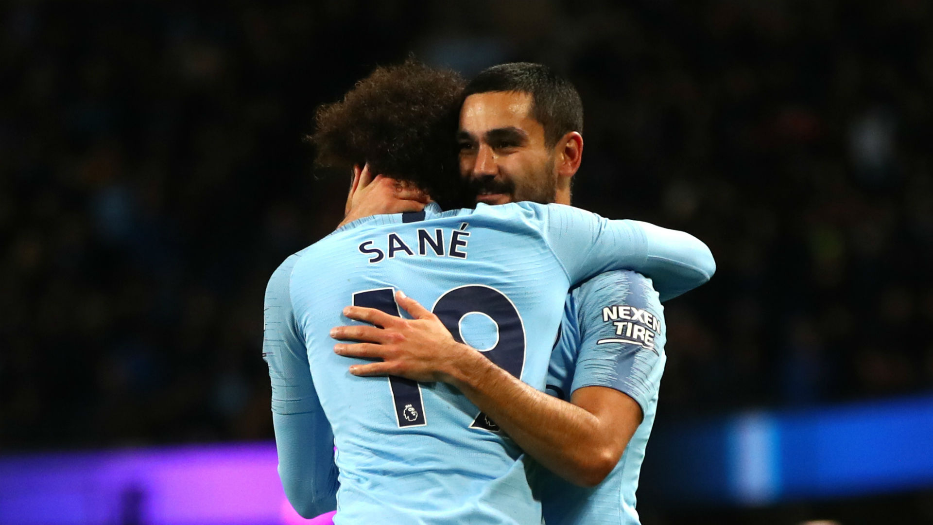 Gundogan confident Man City will keep Sane despite Bayern links