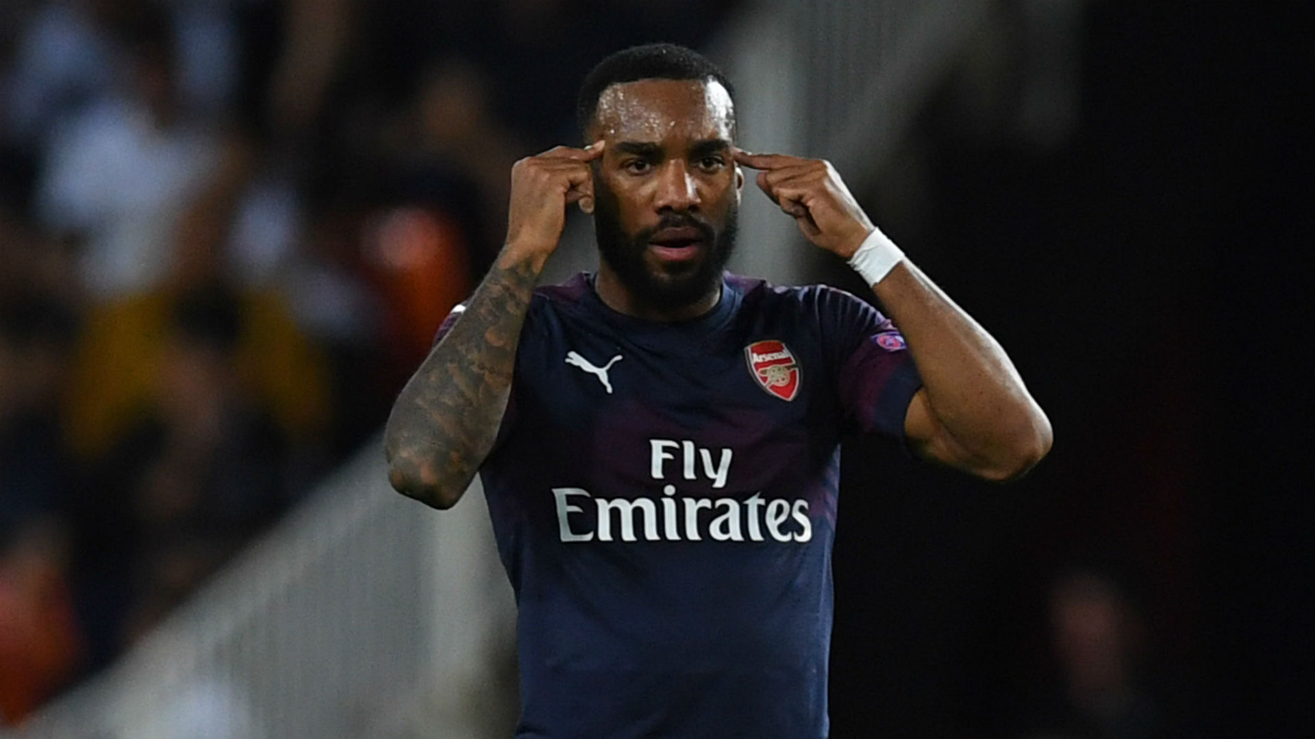 Lacazette adamant he's in the form of his life