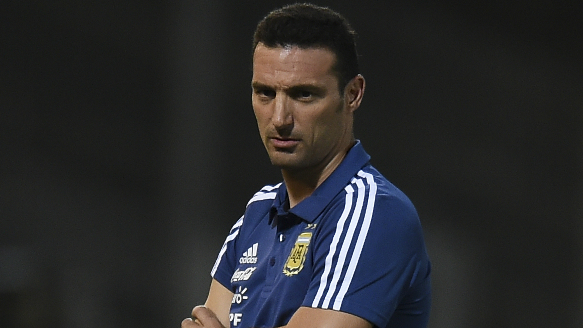 Argentina has strongest possible squad - Scaloni