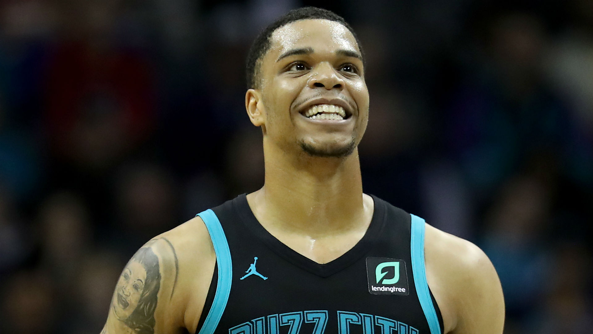 Hornets' Miles Bridges addresses being left off All-Rookie teams