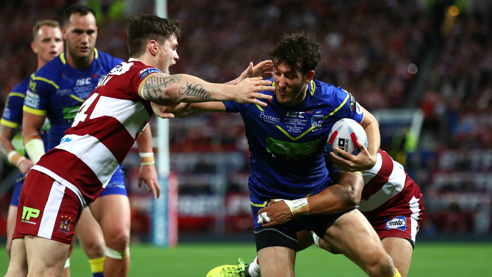 Ratchford set for long injury absence