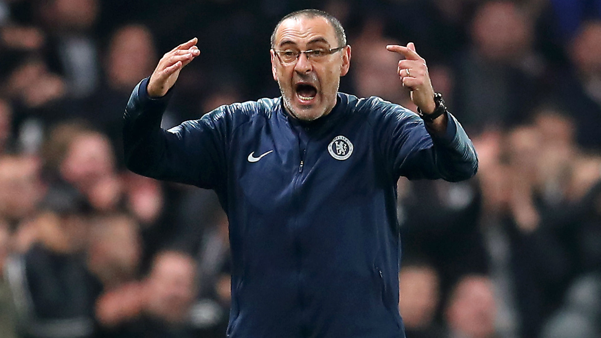 If my job depends on one game, I want to leave Chelsea immediately – Sarri