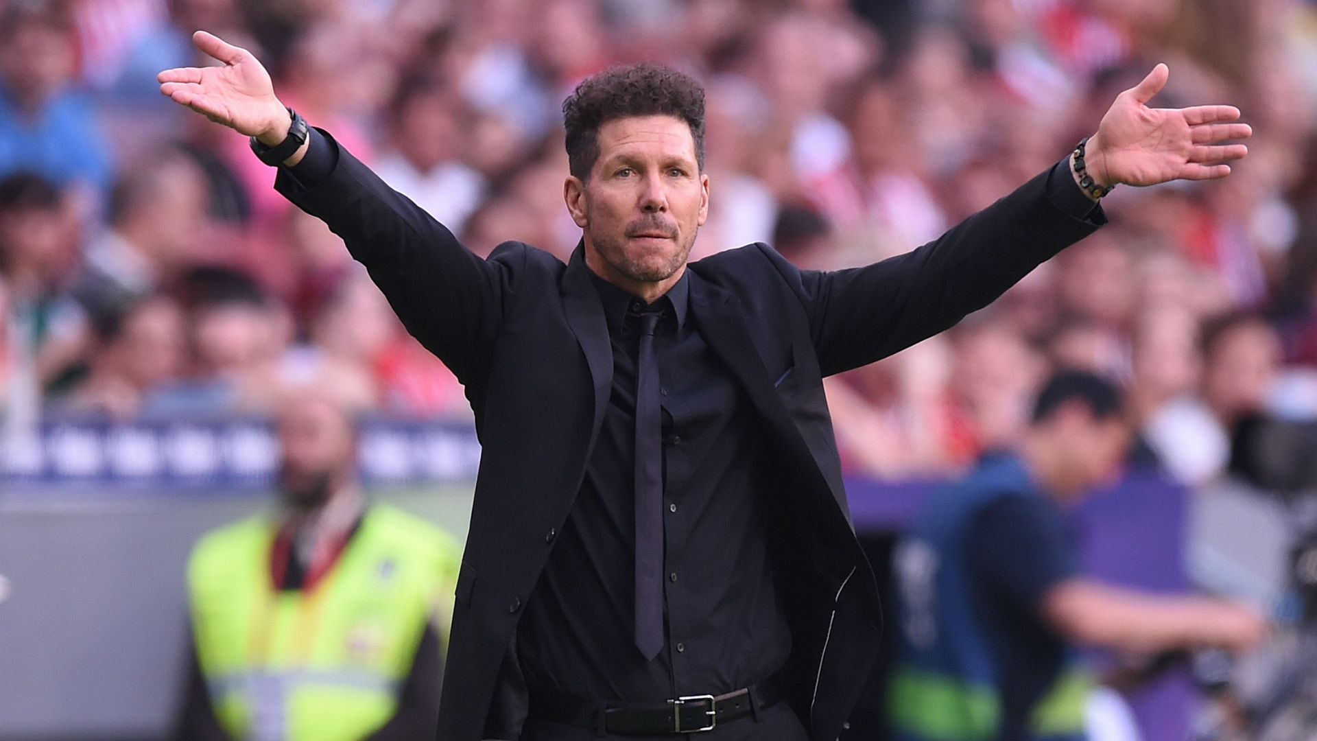 Simeone reaffirms Atletico commitment ahead of rebuild