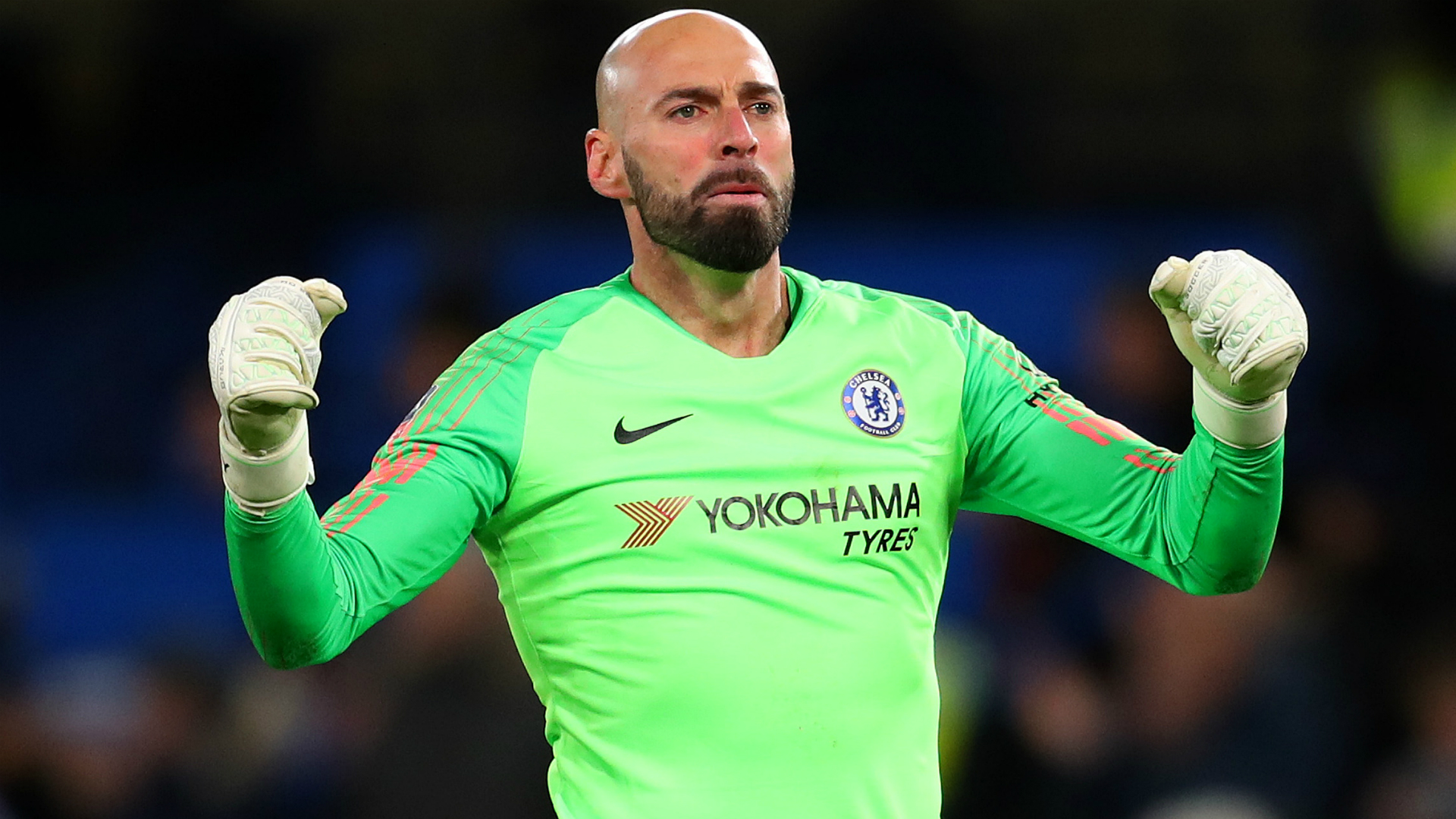 Caballero commits to Chelsea for 2019-20