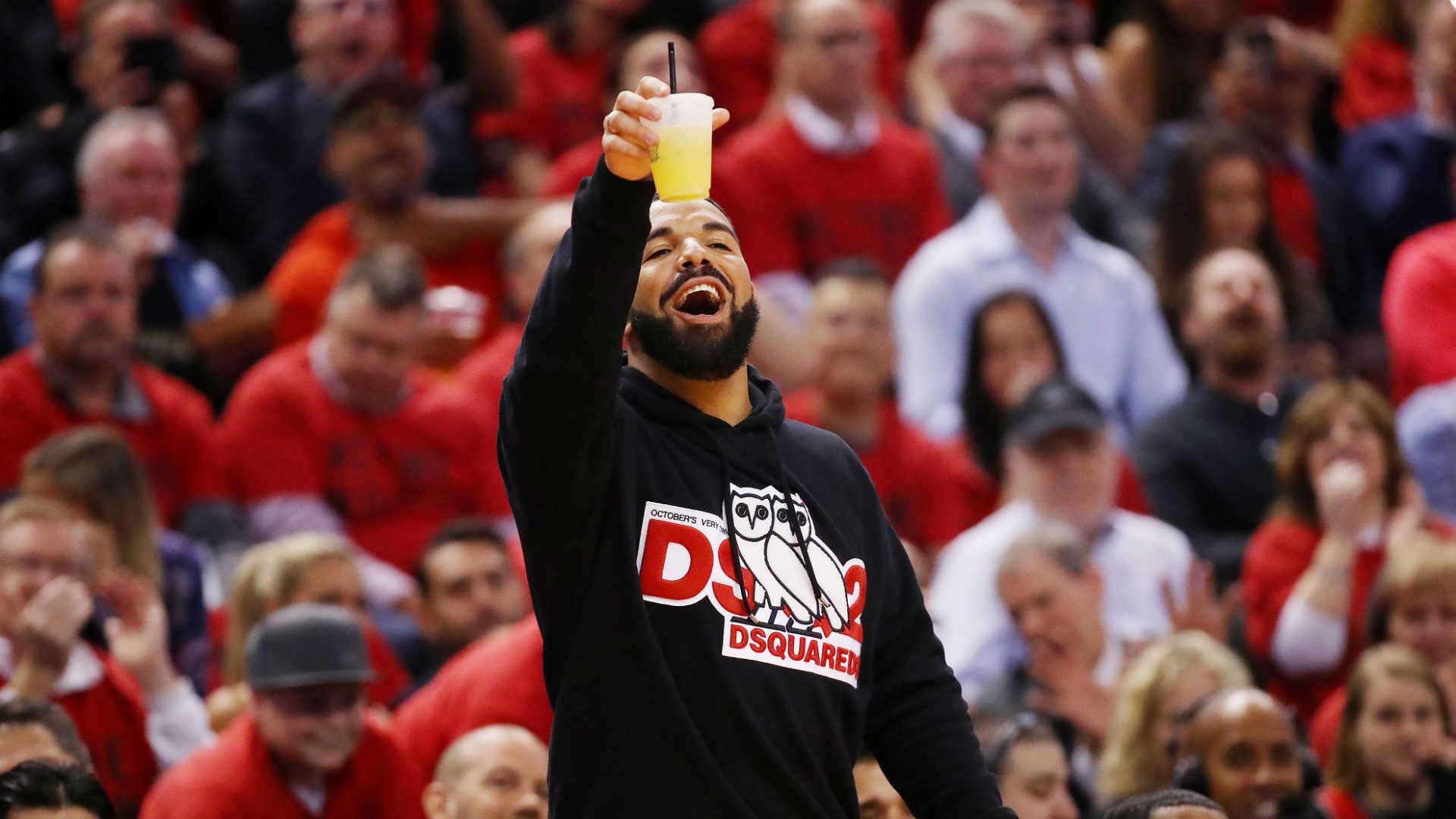 Giannis rep drags Drake for trolling Bucks star