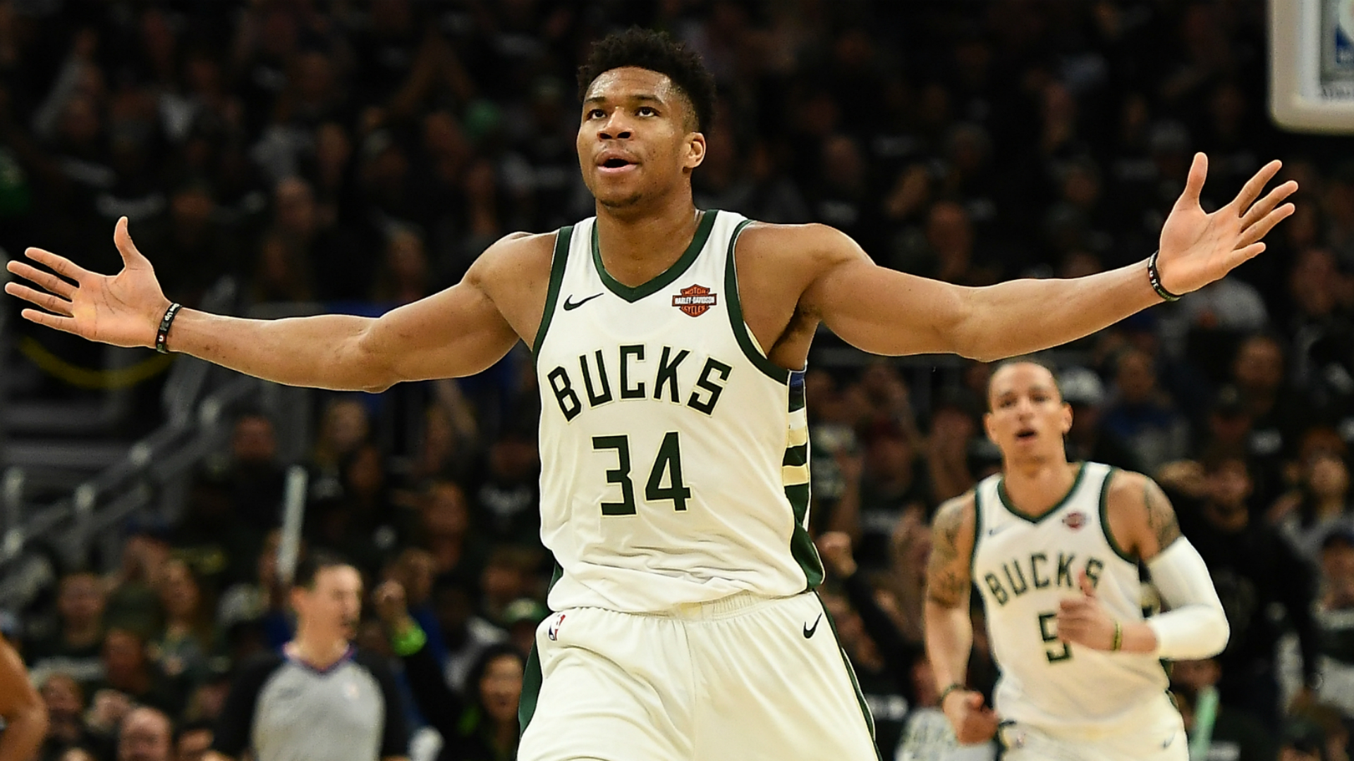 Giannis makes NBA All-Defensive First Team