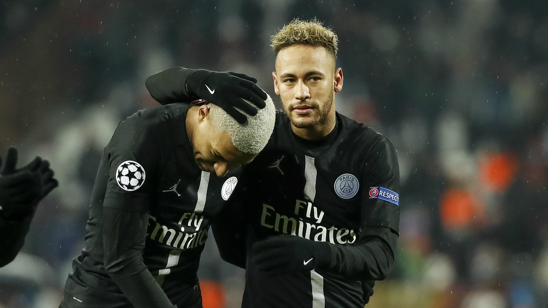 Neymar & Mbappe could leave PSG, hints Tuchel