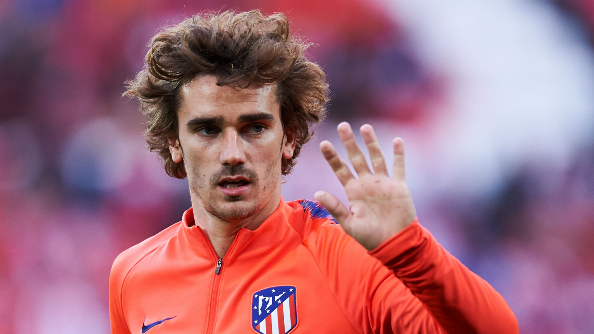 Griezmann can decide if he wants Atletico farewell – Cerezo