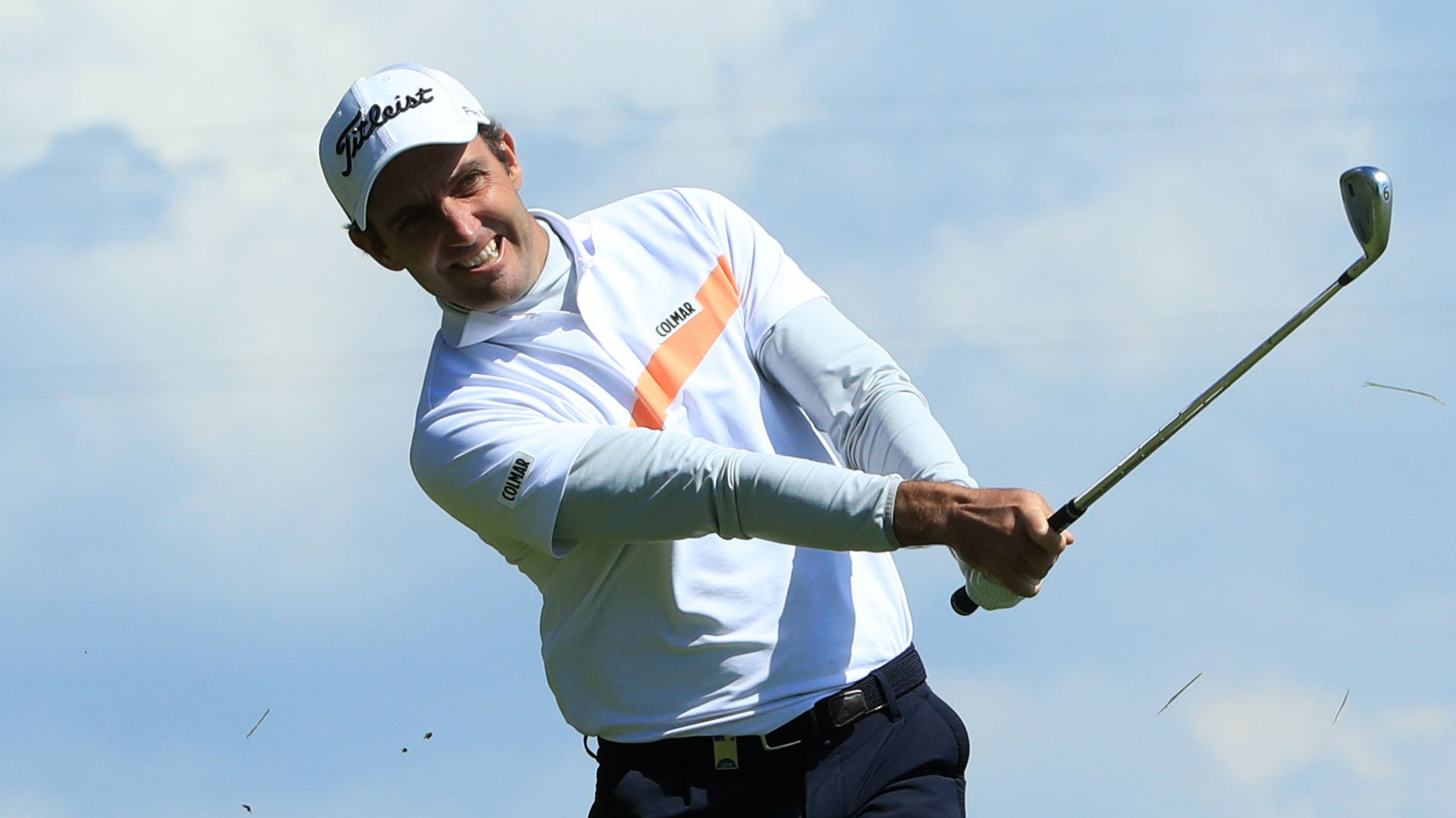 Molinari pleased to be in the mix at Made in Denmark