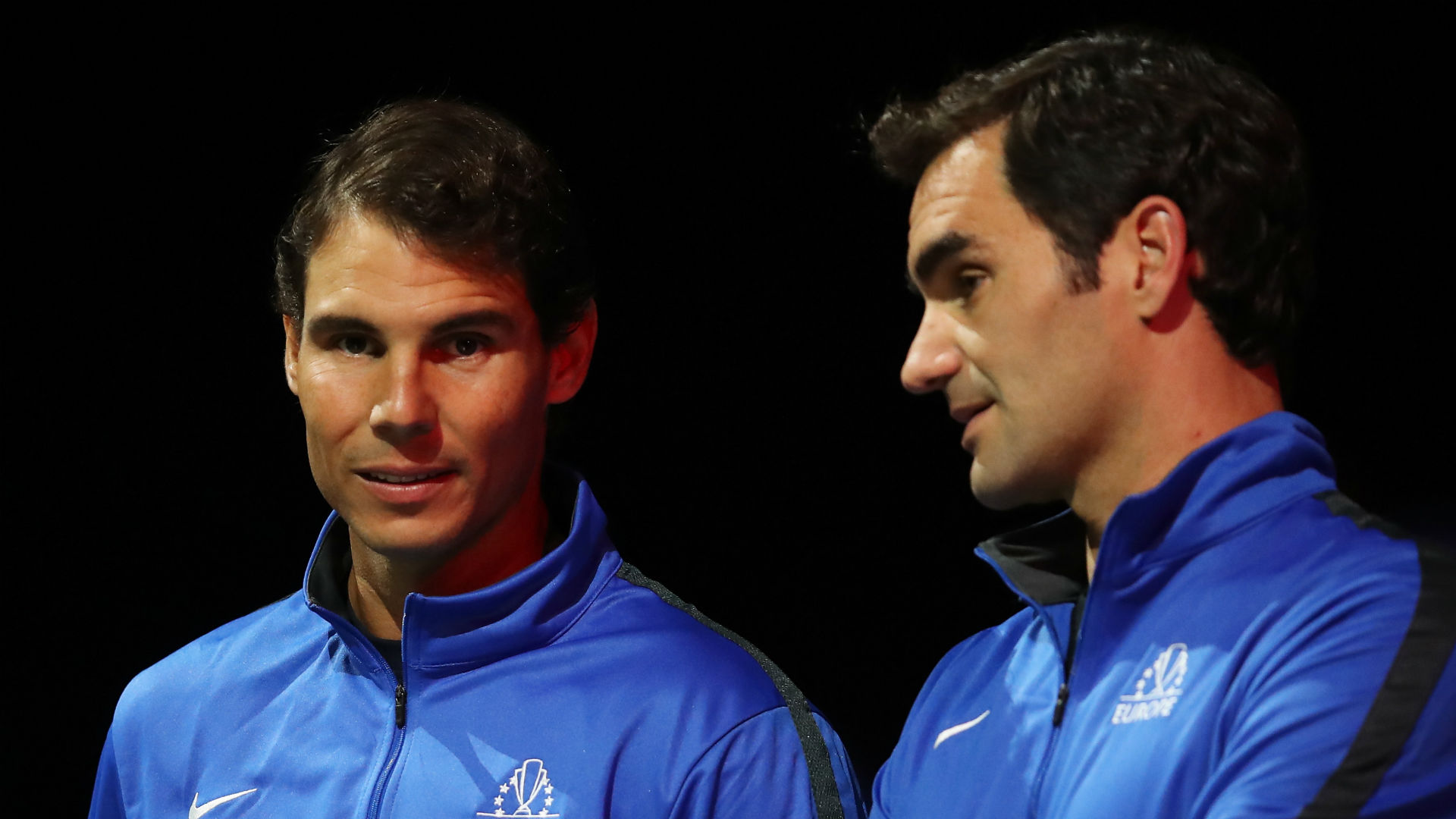 Nadal and Federer in same half of French Open draw