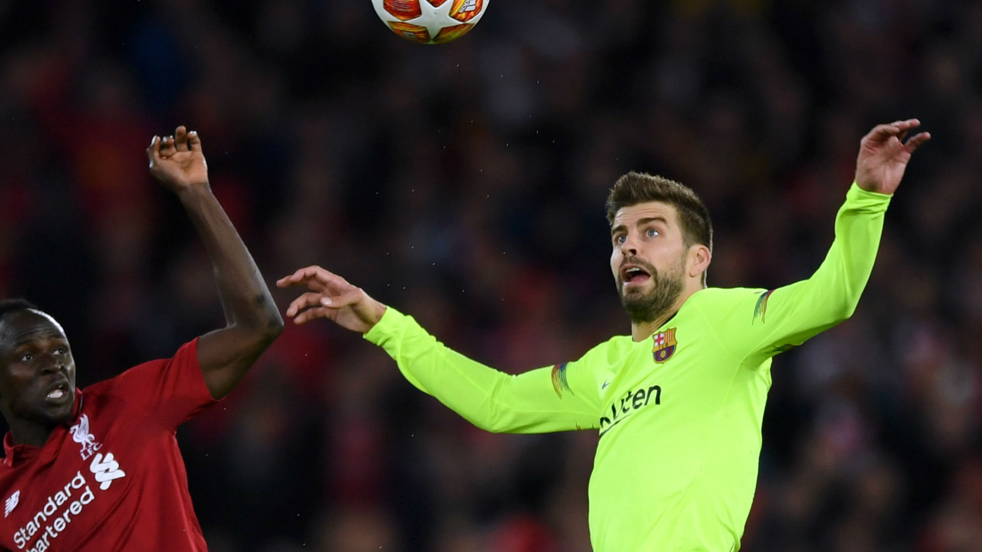 Pique: Anfield opened scars of Rome for Barcelona