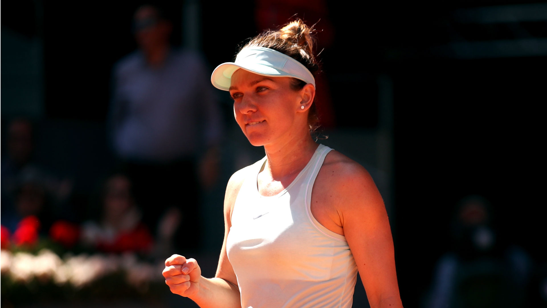 Halep relaxed ahead of French Open title defence
